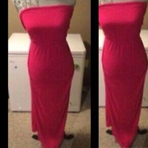Dresses & Skirts - Maxi tube top dress